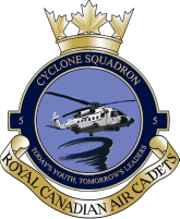 5 Cyclone Air Cadets